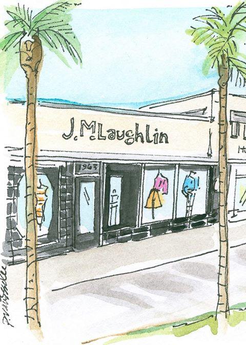 JMcLaughlin - Houston store front