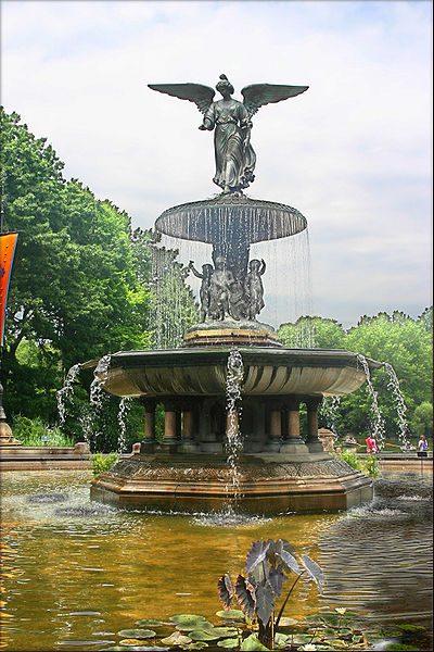 400px-Bethesda_Fountain_in_2007
