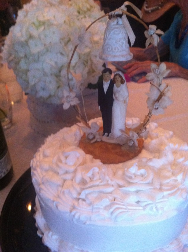Anniversary Cake -65 years
