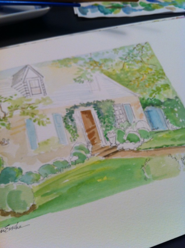 Busy Bee cottage