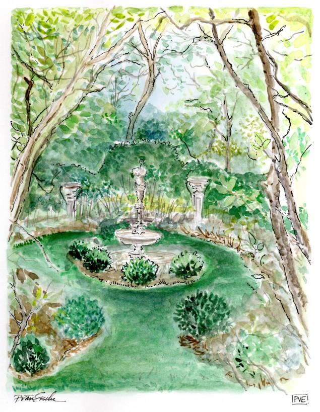 pve-Green Garden450