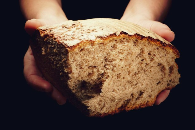 Asking-for-Our-Daily-Bread